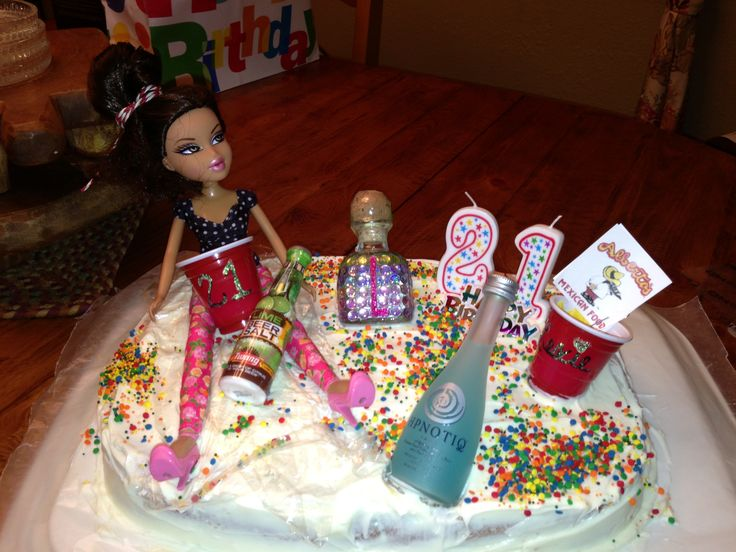 Birthday Cake Images For My Daughter : 21st birthday cake for my daughter Ideas Pinterest