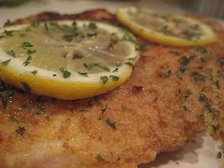 Chicken Scaloppine with Lemon Glaze | Delicious Foodgasms | Pinterest