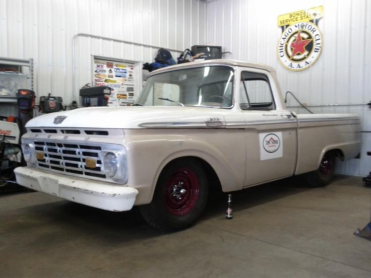 1964 Ford F100 Trucks Pinterest