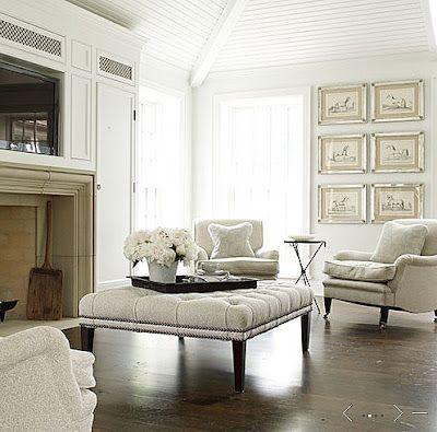 Neutral living room #neutrals #whites