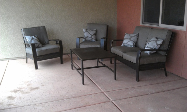 Patio Furniture From Sears Home Decor Pinterest