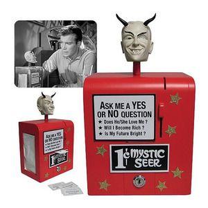 mystic seer fortune telling machine