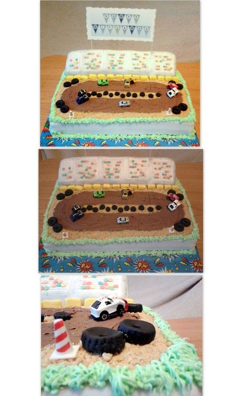 Banger Car Birthday Cake Image Inspiration of Cake and Birthday