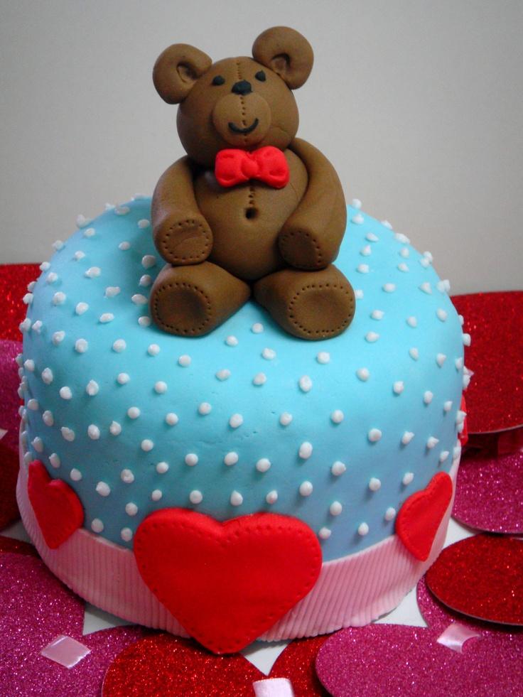 Cake Decorating Valentine S Day : Valentine s Day Cake Cake Decorating Pinterest