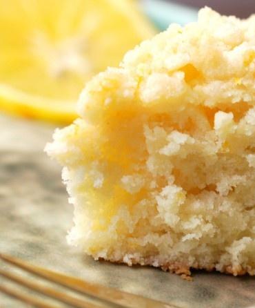 "Meyer Lemon Coffee Cake (Amanda Jane Brown). ""Not too sweet and not ..."
