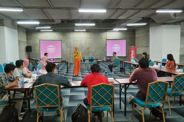 dc creative writing workshop