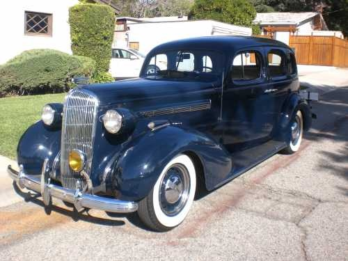 1936 buick special 4 door sedan buick special pinterest