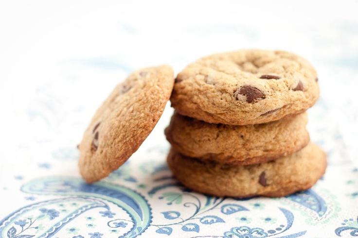 Buckwheat Chocolate Chip Cookies | Cookies Cookies Cookies! | Pintere ...