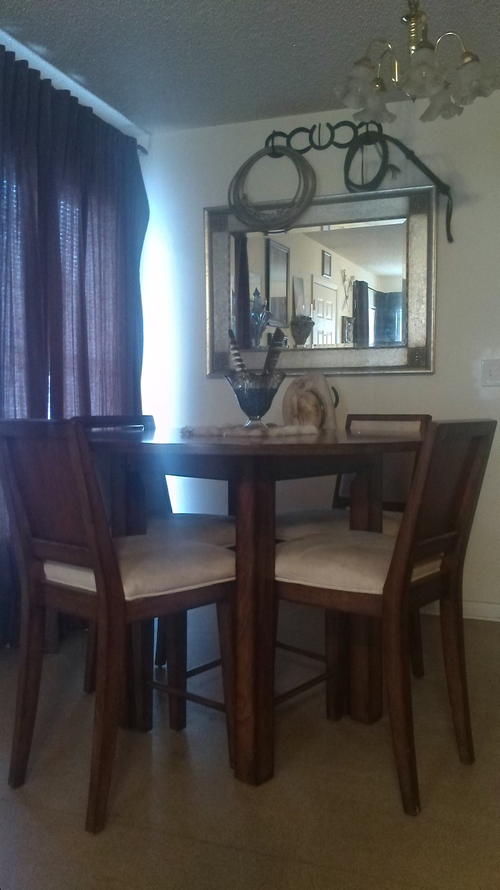 Country Style Dining Room WESTERN DECOR Pinterest