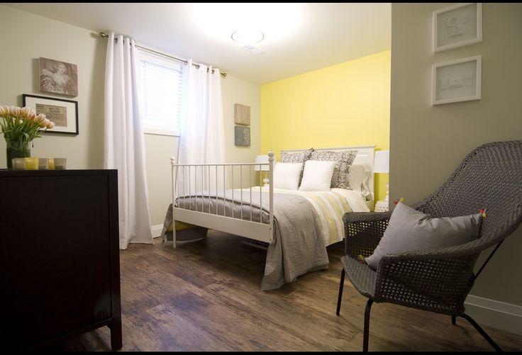 Sunny Bright Basement Bedroom Photos HGTV Canada Income Property