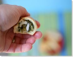 Brie, apple & spinach empanadas | Food and Recipes | Pinterest