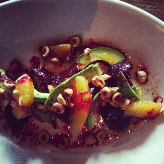 Red beet salad ! | Food I LOVE | Pinterest