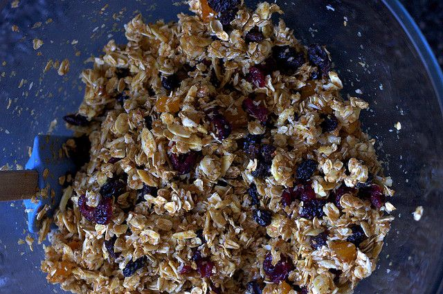 granola mix by smitten, via Flickr | On the sweet side... | Pinterest
