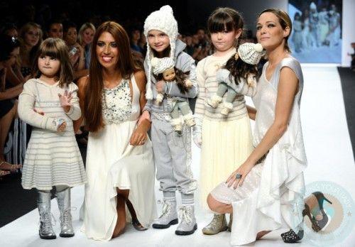 Fashion Kids for Children in Crisis show in Milan 2011