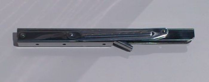 Console pliante en inox cuisine pinterest - Table inox pliante ...