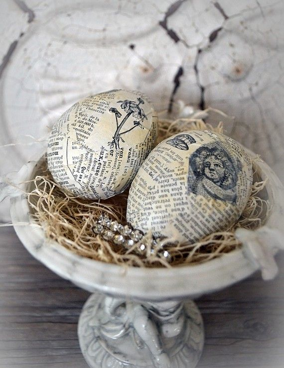 French dictionary page eggs