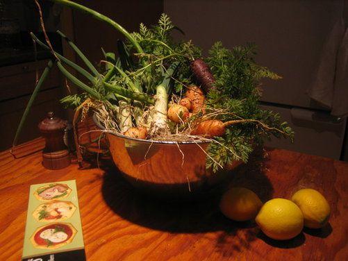 Simple Roasted Carrots, a recipe on Food52