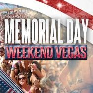 memorial weekend las vegas pool parties