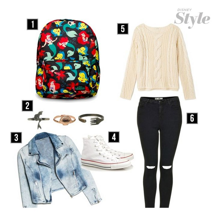 Disney Inspiration for the Best First Day of School Outfit- little ...
