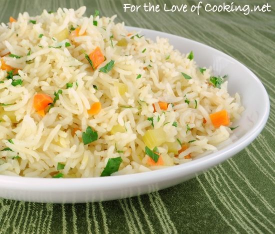 Vegetable Rice Pilaf | GF,yeast-free, and some Paleo recipes | Pinter ...