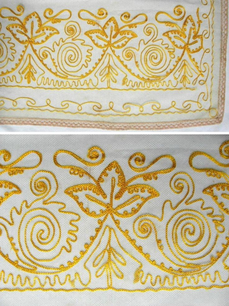 Вышивка татарским орнаментом a 416