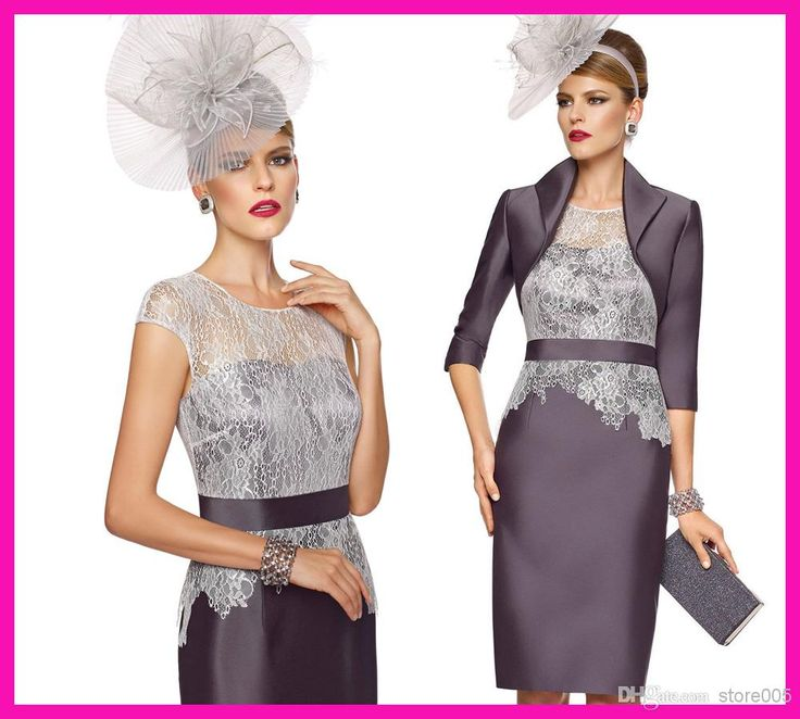 Wholesale Mother of the Bride Dresses - Buy Elegant Lace Long Sleeve