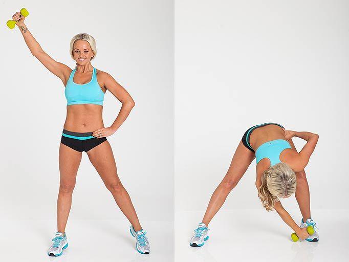 Stretch Legs Apart Wide