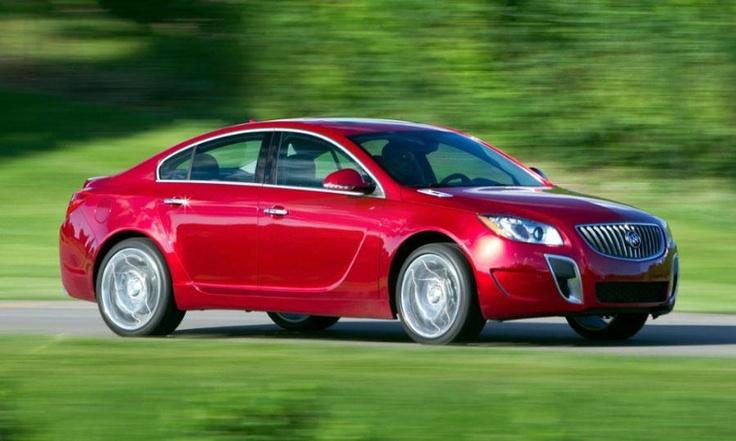 Buick 2012 Autos Post