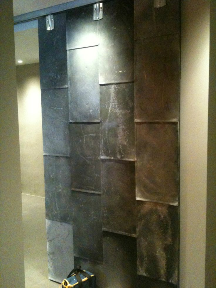 Malelivingspace internal design sliding barn doors get wrapped in