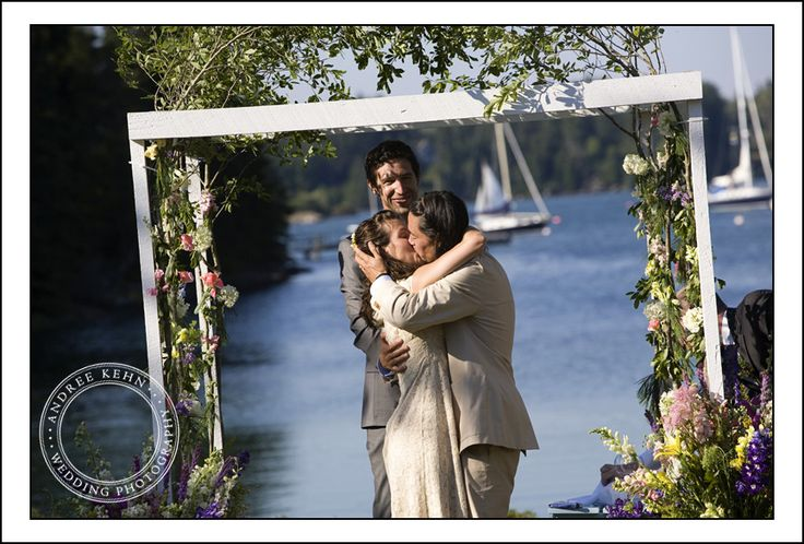 Perfect Backyard Wedding : Perfect Vinalhaven backyard wedding  Wedding Ideas  Pinterest