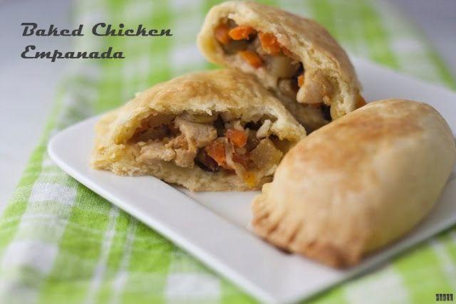 Baked Empanadas | Favorite Savory Recipes | Pinterest