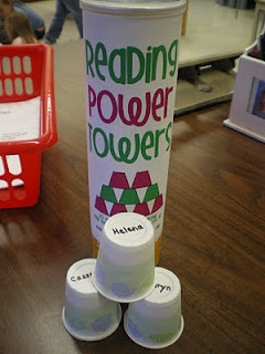 fun way to read word wall words or cvc words. I also do this with Jenga.
