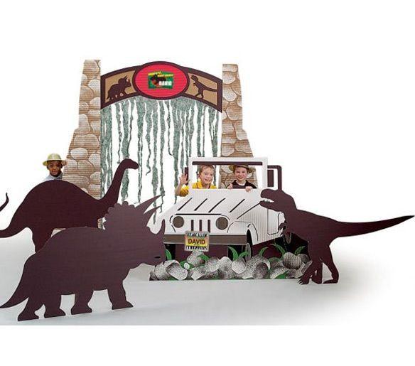 Dinosaur theme Cardboard Cut Outs | work | Pinterest