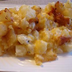 Cheesy Ranch Potato Bake! | Garden to table | Pinterest