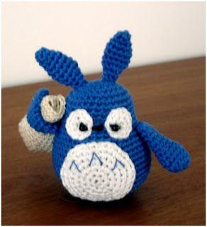 Totoro Free Crochet Patterns | Flickr - Photo Sharing!