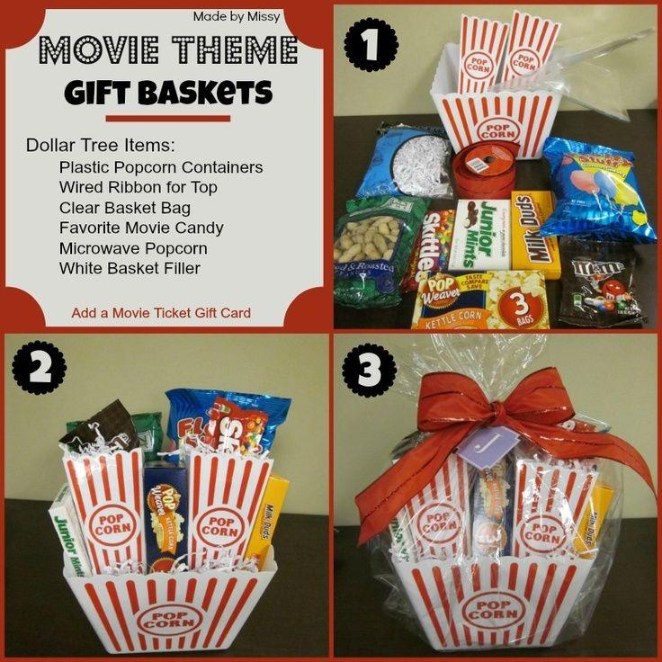 Best 25 movie basket gift ideas on pinterest dyi gift baskets best 25 movie basket gift ideas on pinterest dyi gift baskets diy christmas kits and christmas dyi gifts negle Choice Image