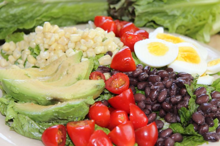The Classic Cobb Salad | Getting my Sexy Back!!! | Pinterest