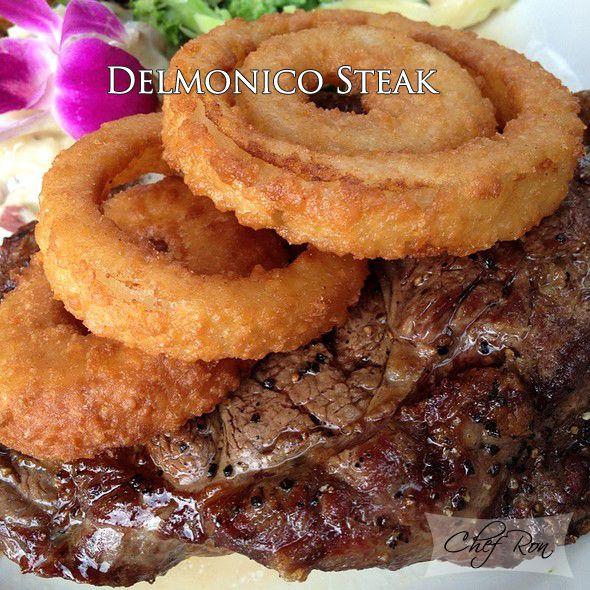 Delmonico Steak | Favorite Recipes | Pinterest