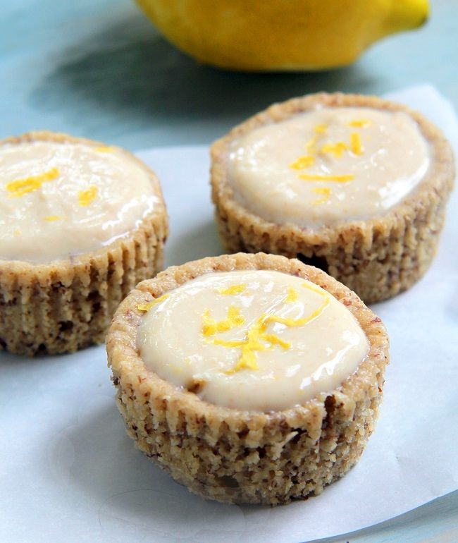 Mix it Up: Lemon Cream Filled Cupcakes | Cupcakes | Pinterest
