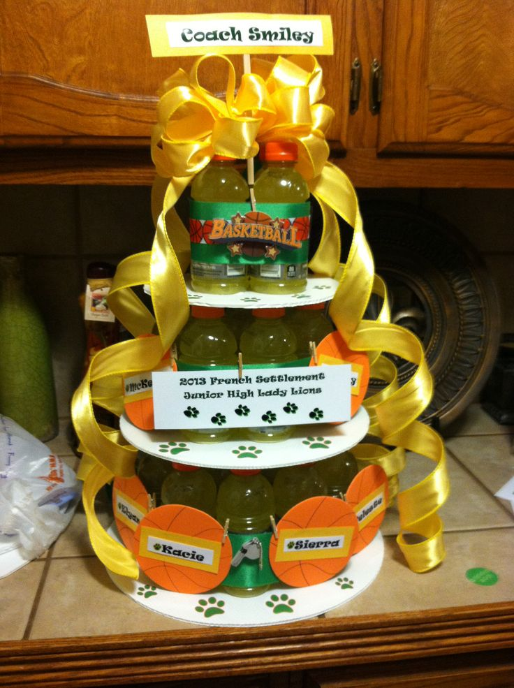 It Gatorade Cake Ideas And Designs
