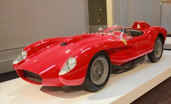 Ferrari's 1958 250 Testa Rossa