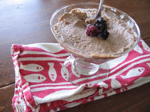 Chocolate Cinnamon Chia Pudding | BDS | Pinterest