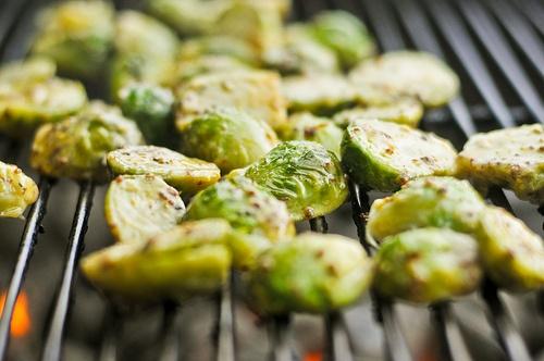 Crispy Mustard Brussels Sprouts | Recipe