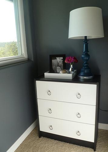 ikea hack, nightstand DIY | Master Bedroom & Closet | Pinterest
