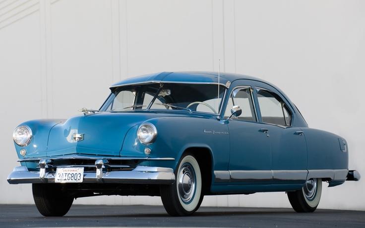 Chasing Classic Cars Kaiser