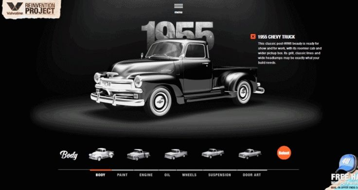 Build Your Own Chevy B Body