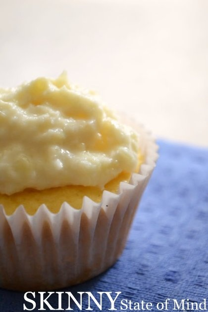 recipes pineapple bliss cupcakes low fat pineapple bliss cupcake