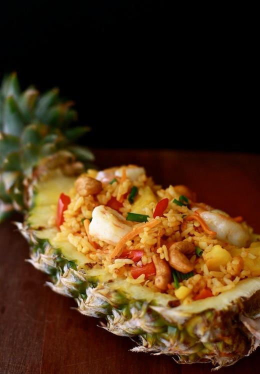 Pineapple Shrimp Fried Rice | Recipes! | Pinterest