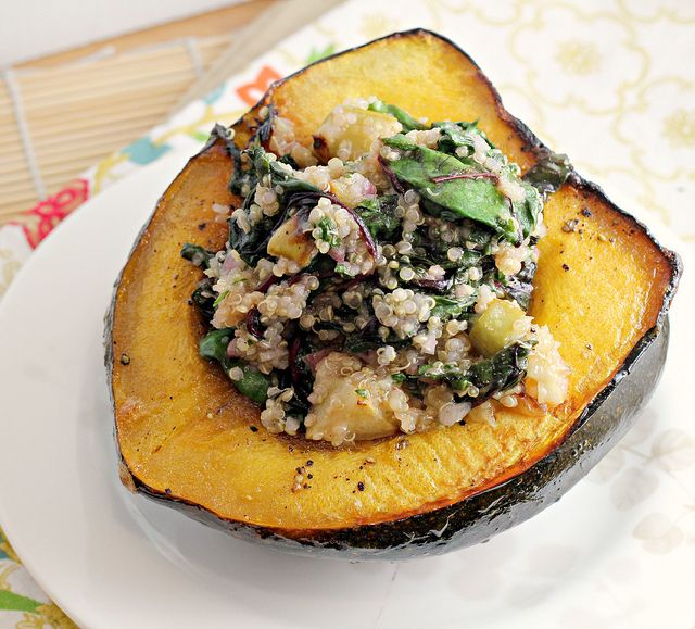... with others acorn squash boats with quinoa 12 weeks of winter squash