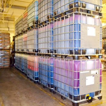 The HazMat Warehouses at FW provide the safest chemical warehouses in the Midwest.